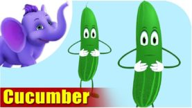 Cucumber – Vegetable Rhyme