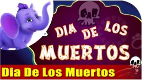Dia De Los Muertos Song (4k)