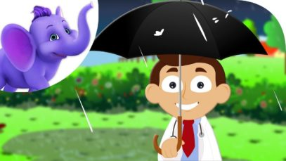 Doctor Foster – Nursery Rhyme with Karaoke