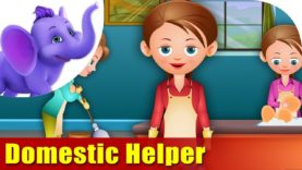 Domestic helper – Rhymes on Profession
