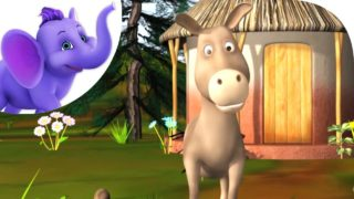 Donkey, Donkey – Nursery Rhyme with Karaoke