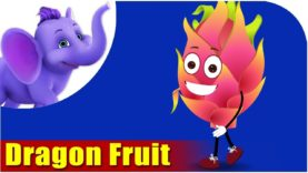 Dragon Fruit – Fruit Rhyme
