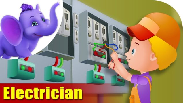 Electrician – Rhymes on Profession