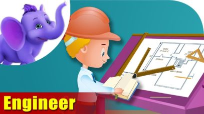 Engineer – Rhymes on Profession