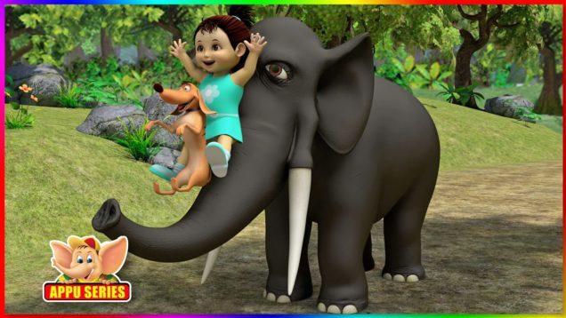 Enugamma Enugu – Telugu Rhymes for children (4K)