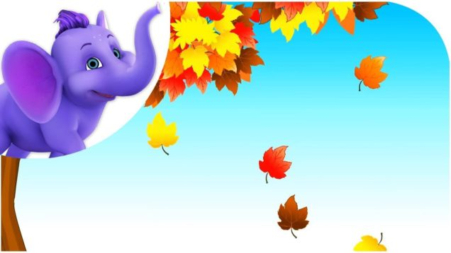 Falling Leaves – Nursery Rhyme with Lyrics & Sing Along