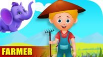 Farmer – Rhymes on Profession