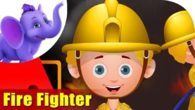 Fire Fighter – Rhymes on Profession