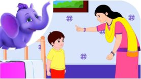 Go To Bed Tom – Nursery Rhyme with Lyrics and Sing Along