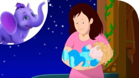 Go to Sleep my Baby – Nursery Rhyme with Lyrics and Sing Along