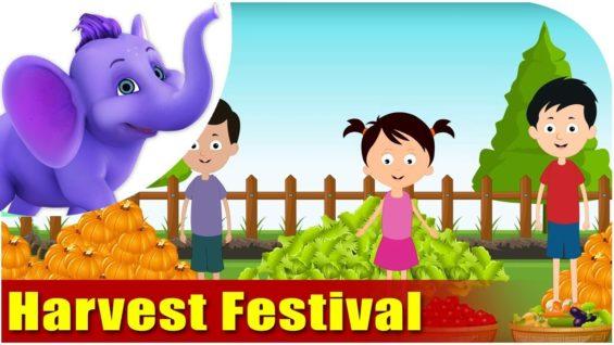 Harvest Festival Song (4K)