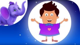 Hey Diddle Diddle – Nursery Rhyme with Karaoke