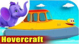 Hovercraft – Vehicle Rhyme