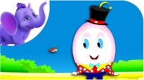 Humpty Dumpty – Nursery Rhyme with Lyrics