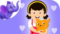I Love Little Pussy – Nursery Rhyme with Karaoke