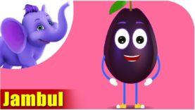 Jambul – Fruit Rhyme