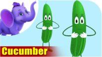 Kakadi (Cucumber) – Vegetable Rhymes in Marathi