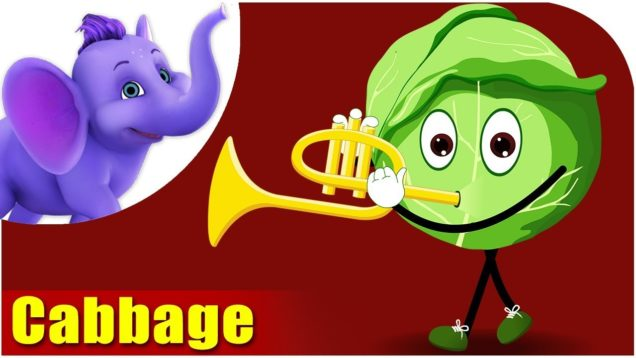 Kobee (Cabbage) – Vegetable Rhymes in Marathi