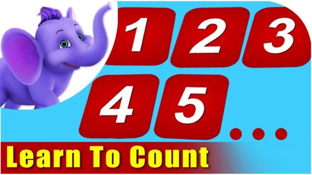 Learn To Count – Count Song for Kids in Gujarati