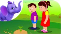 Let's Plant a Garden – Nursery Rhyme