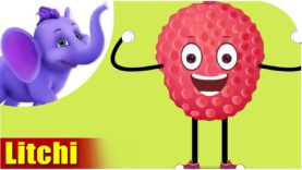 Litchi – Fruit Rhyme