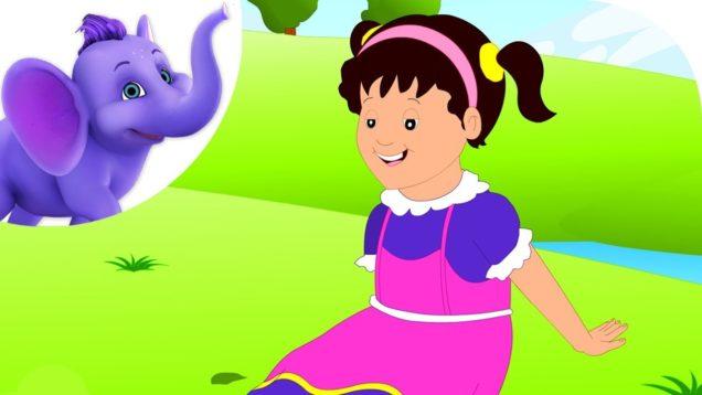 Little Polly Flinders – Nursery Rhyme & Karaoke Version