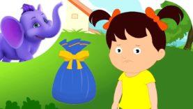 Lucy Locket – Nursery Rhyme with Karaoke