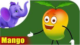 Mango Fruit Rhyme