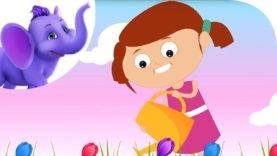 Mary, Mary Quite Contrary – Nursery Rhyme with Karaoke