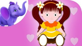 Miss Polly's Dolly – Nursery Rhyme & Karaoke Version