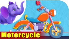 Motorcycle – Vehicle Rhyme