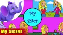 My Sister (4K) – In Kinetic Typography