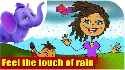 Notes from the Heart – Feel the touch of rain