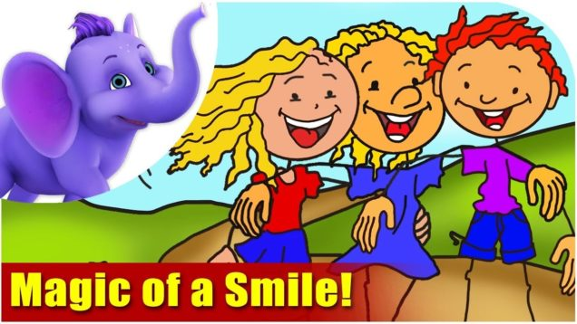 Notes from the Heart – Magic of a Smile!(Male Voice)