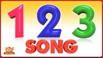 Number Song in Gujarati (3D)