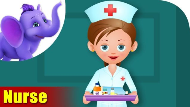 Nurse – Rhymes on Profession