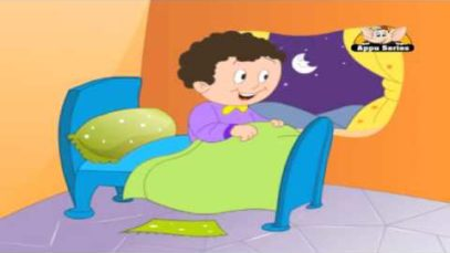 Nursery Rhymes in Hindi – Chanda Mama – Nursery Rhyme
