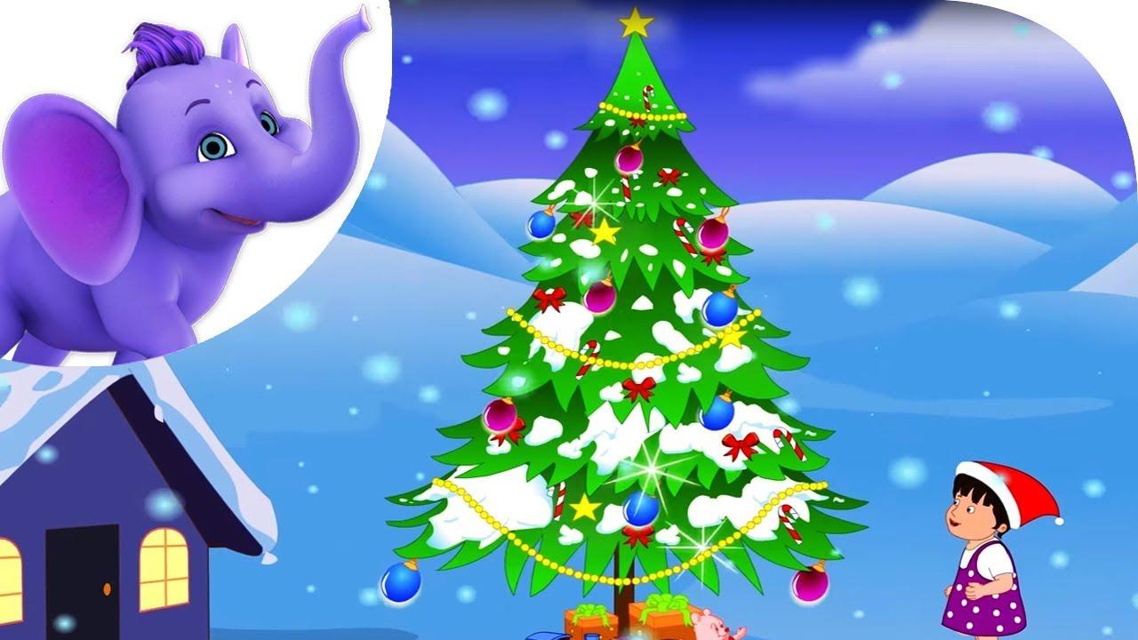 O Christmas Tree - Christmas Carol - Appu Series