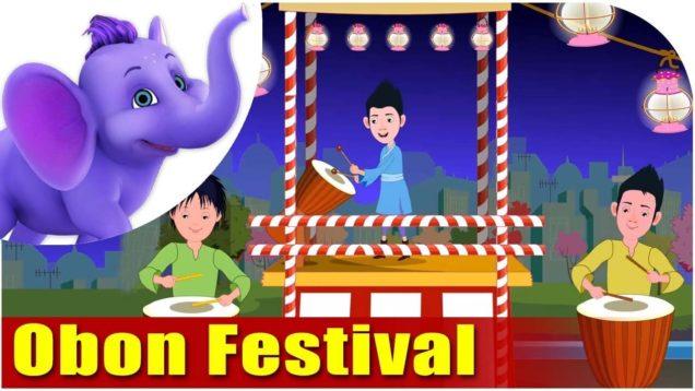 Obon Festival Song (4K)