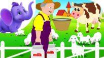 Old Mac Donald – Nursery Rhyme with Karaoke