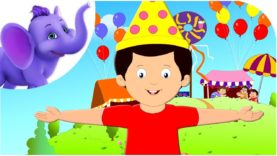 Party on the Hill – Nursery Rhyme with Karaoke