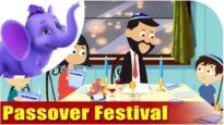Passover Festival Song (4K)