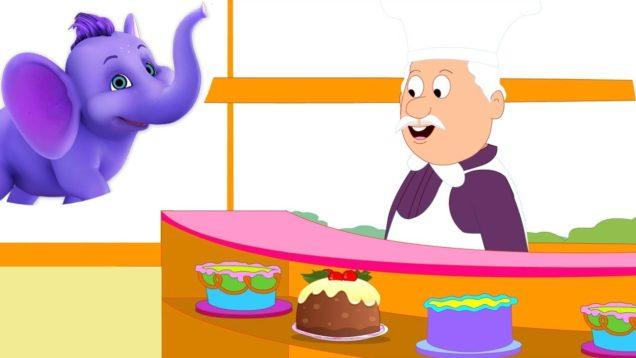 Pat A Cake, Pat A Cake