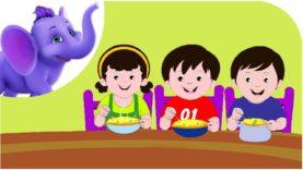 Pease Pudding – Nursery Rhyme