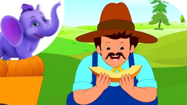 Peter, Peter Pumpkin Eater – Nursery Rhyme with Karaoke