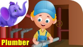 Plumber – Rhymes on Profession
