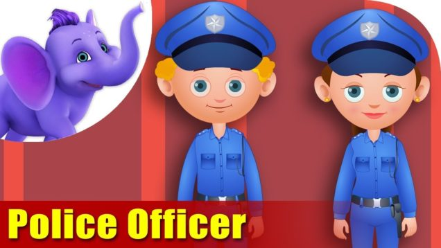Police officer – Rhymes on Profession