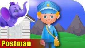 Postman – Rhymes on Profession