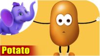 Potato – Vegetable Rhyme