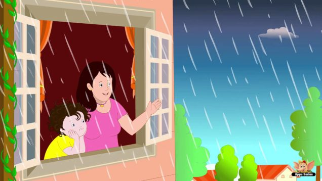 Rain Rain Go Away in Bengali – Nursery Rhyme